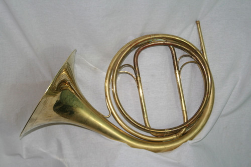 McCracken Natural Horn and Crook Set
