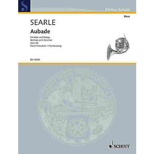 Searle, Humphrey - Aubade (image 1)