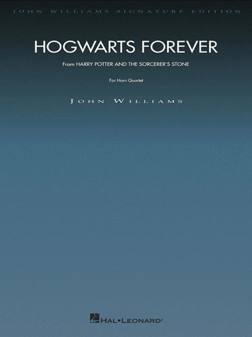 Williams, John - Hogwarts Forever (image 1)