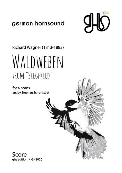 "Wagner, Richard - Waldweben from ""Siegfried"" (image 1)"