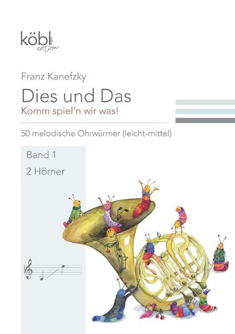 Kanefzky, Franz - Earworms  V1 2H