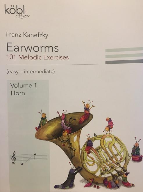 Kanefzky, Franz - 101 Melodic Exercises, Volume 1