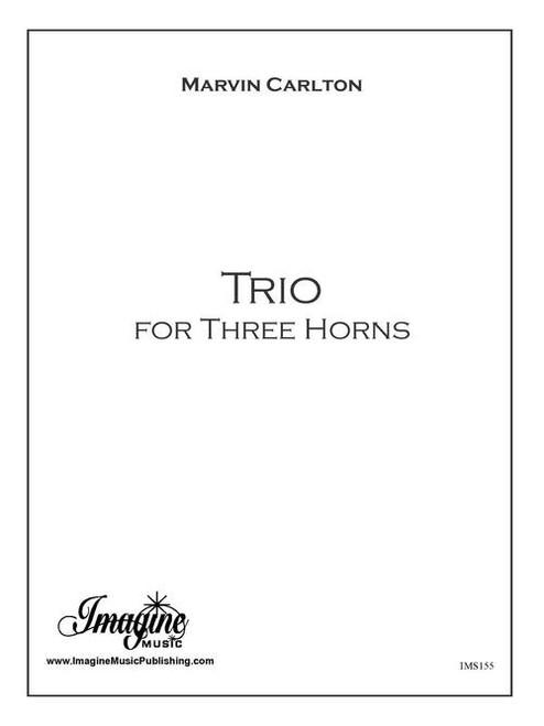 Carlton, Marvin - Trio for Three Horns