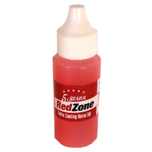 5 Starr Red Zone Extra Coating Valve Oil