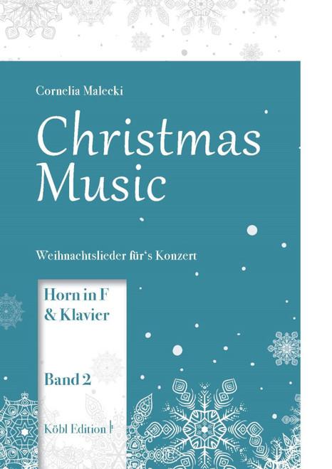Christmas Music, V.2 arr. by Cornelia Malecki