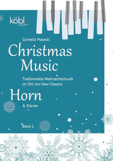 Christmas Music V.1 - arr. Cornelia Malecki