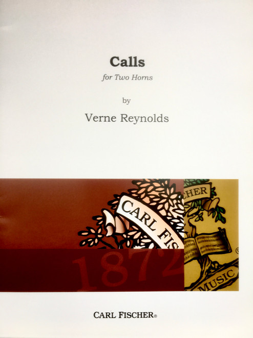 Reynolds, Verne - Calls