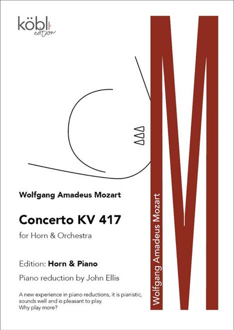 Mozart, W.A. - Concerto KV 417