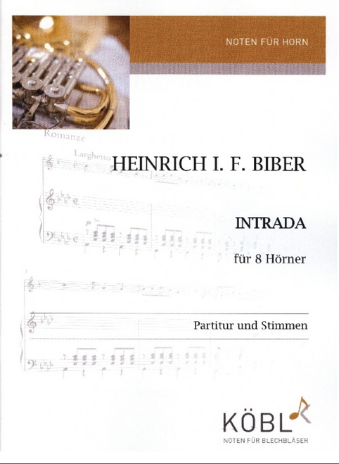 Biber, Heinrich J. F. - Intrada