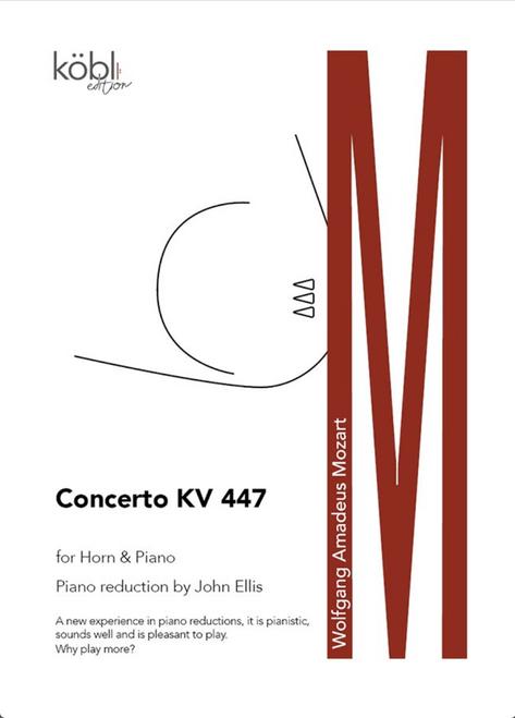 Mozart, W.A. - Concerto KV 447 (Piano Reduction)