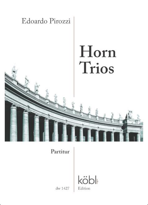 Pirozzi, Edoardo - Horn Trios