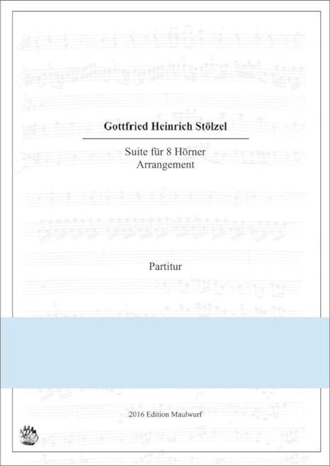 Stolzel, Gottfried Heinrich