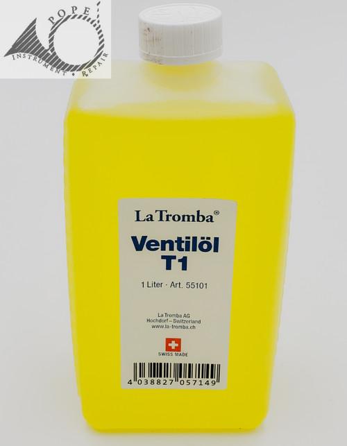 La Tromba T1 Classic Oil in Liter Size