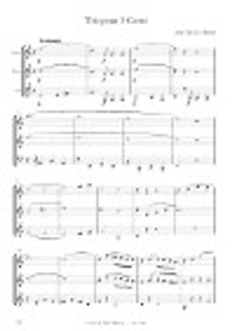 Rinck, Christian Heinrich - Trio for Three Horns