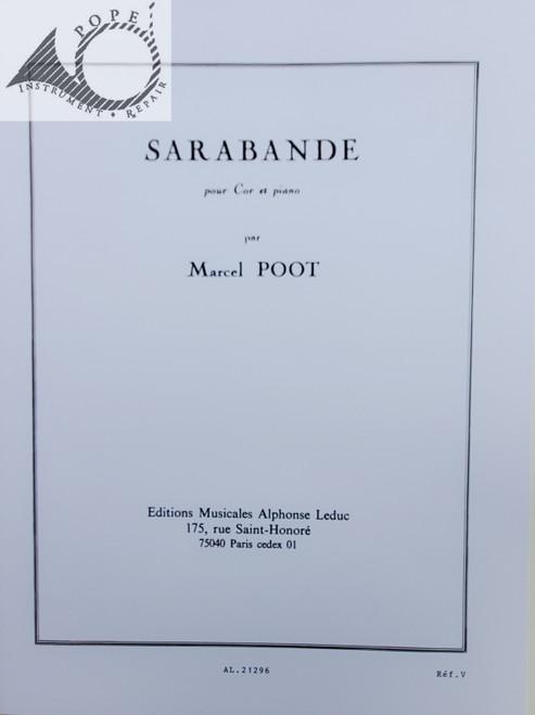 Poot, Marcel - Sarabande