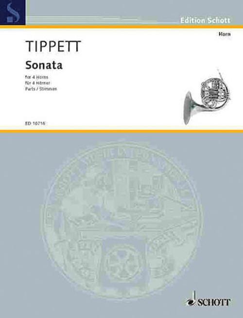 Tippett, Michael - Sonata for Four Horns