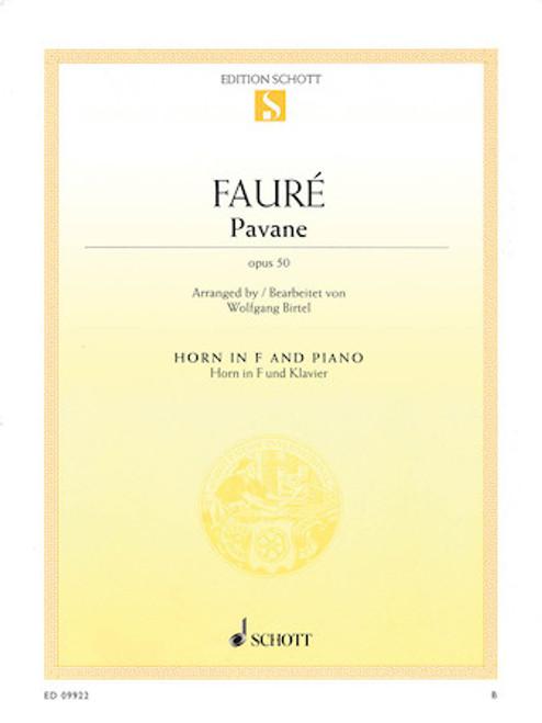 Faure, Gabriel - Pavane, Op. 50