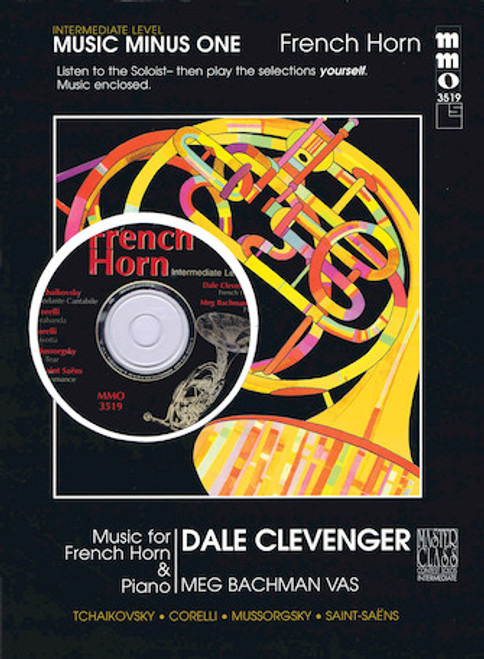 Intermediate French Horn Solos – Volume IV MMO