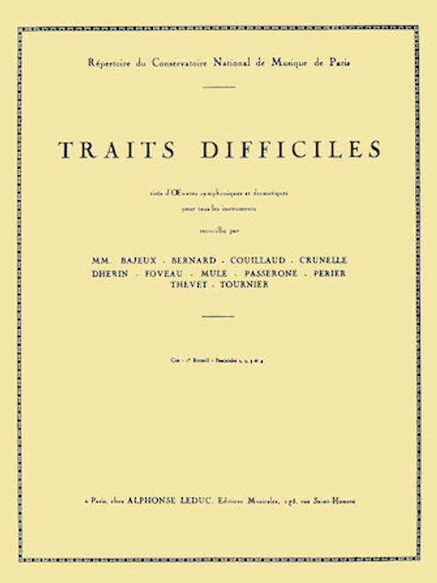 Traits Difficiles, Volume 1