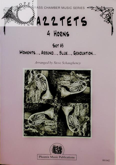 Schaughency, Steve - Jazztets, Set #3
