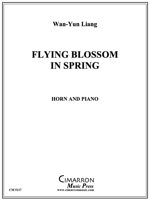 Liang, Wan-Yun - Flying Blossom in Spring for Horn and Piano