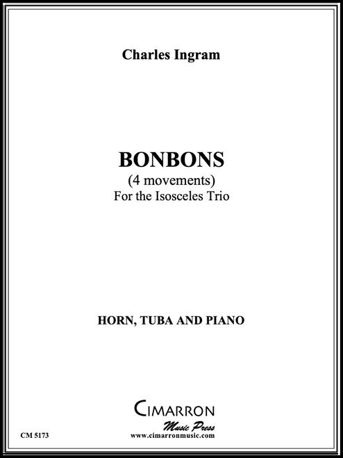 Ingram, Charles - Bonbons for Horn, Tuba and Piano