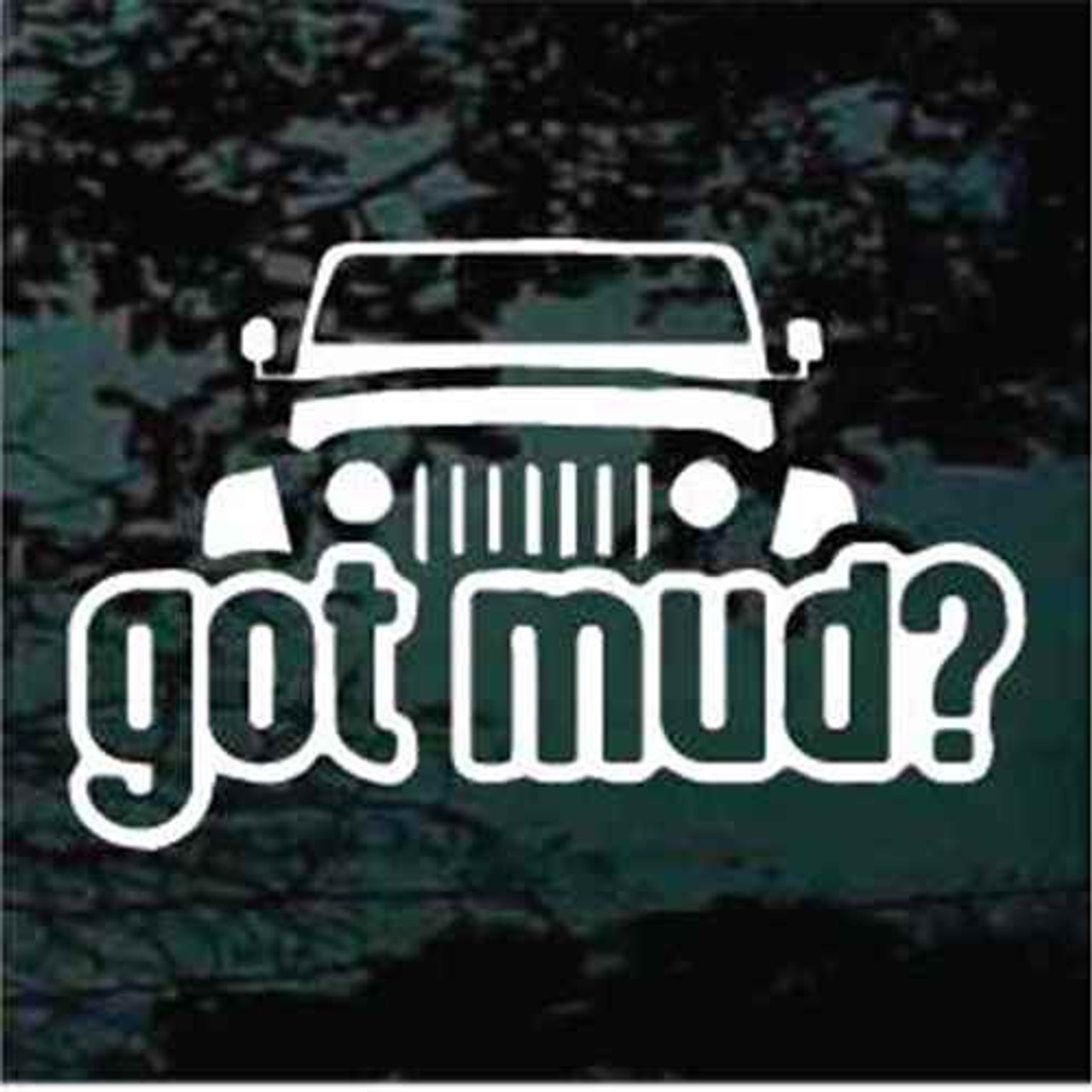 Jeep decals