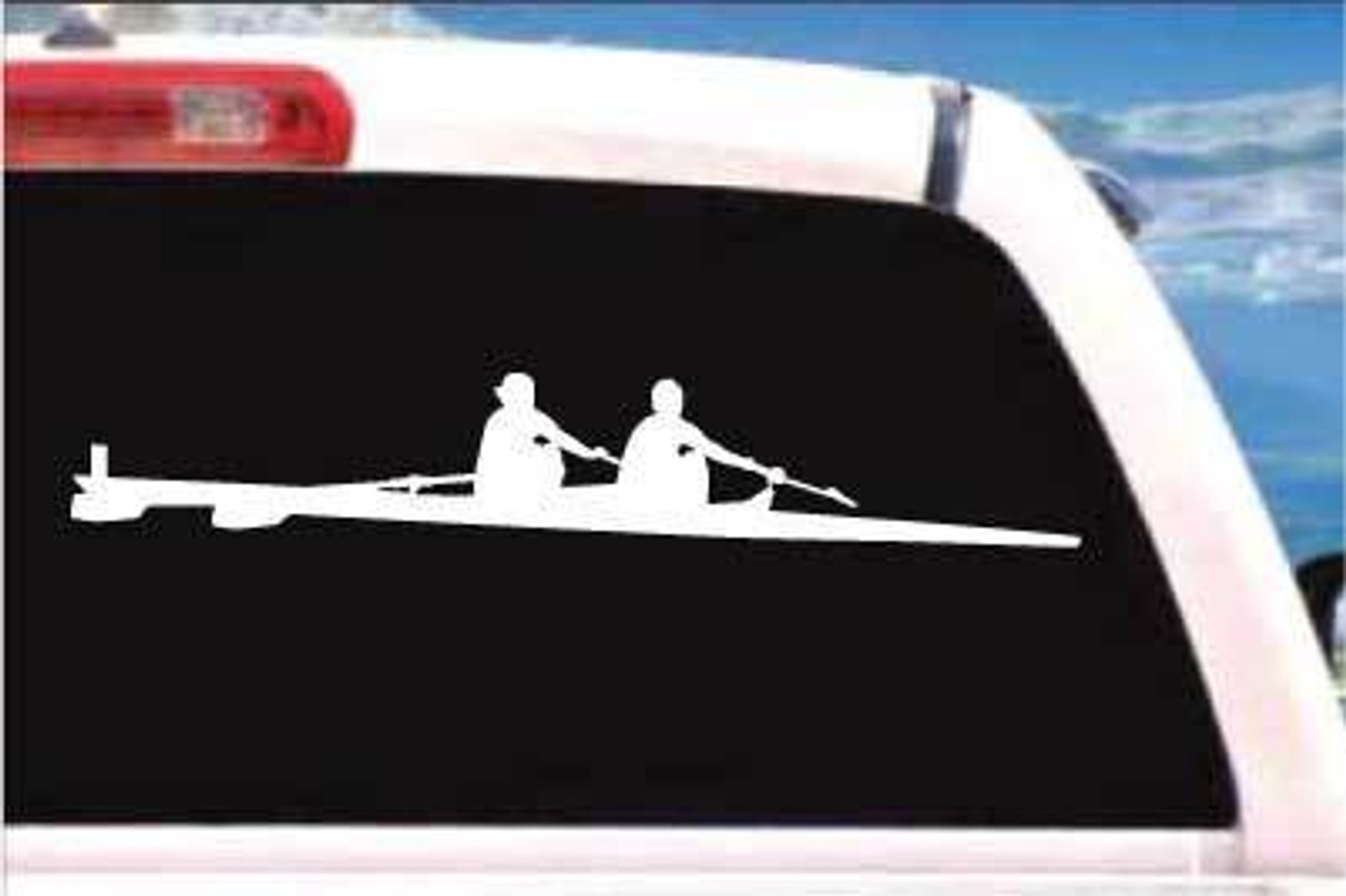Rowing & Rowing Crew Decals