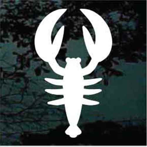 Lobster Icon Decals