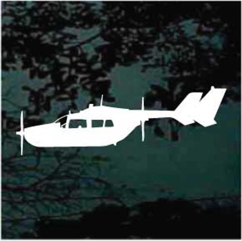 Cessna O-2A Skymaster Aircraft Decals