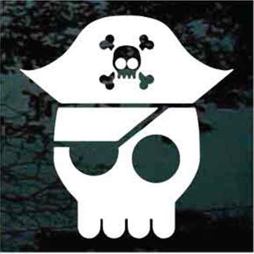 Pirate Skull Icon