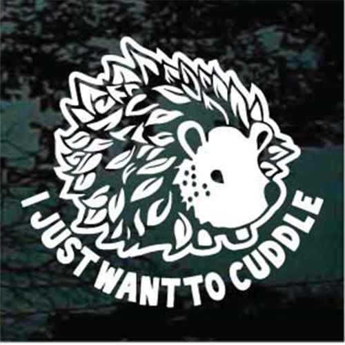 Cuddle Hedgehog