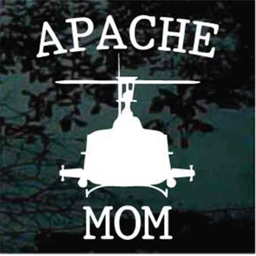 Apache Mom