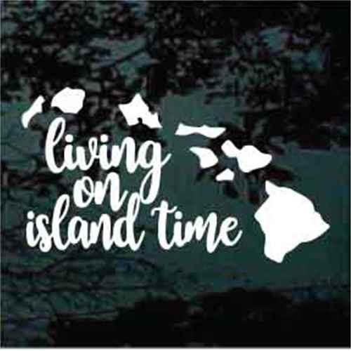 Hawaii Living On Island Time