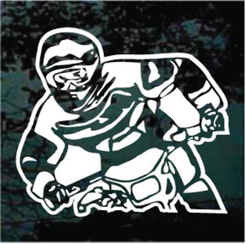 Motocross Rider 04 Decals