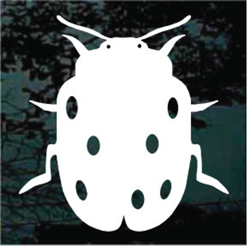 Solid Ladybug Decals