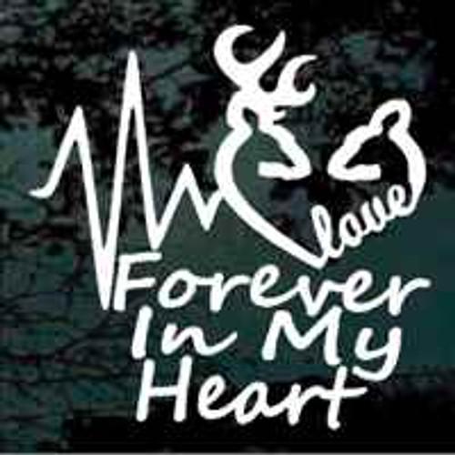 Deer Heartbeat Forever In My Heart