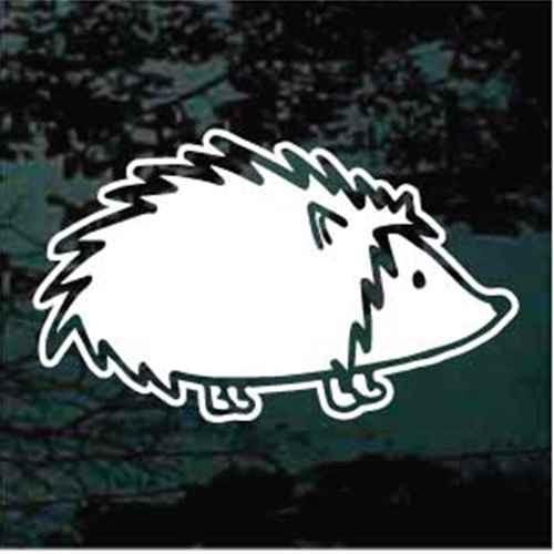 Hand Drawn Hedgehog