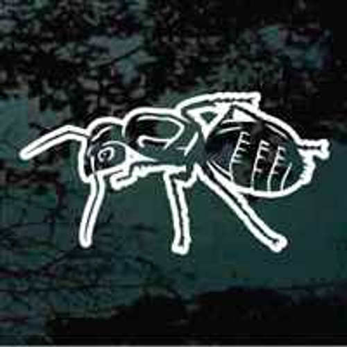 Realistic Ant Window Decals