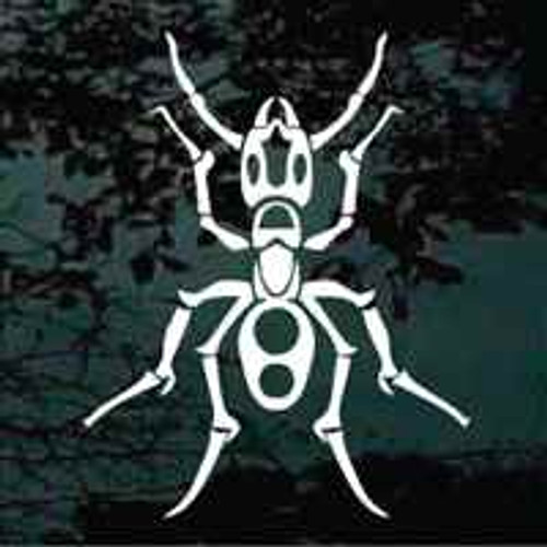 Tribal Ant Window Decals