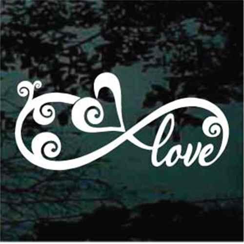 Love Infinity Heart