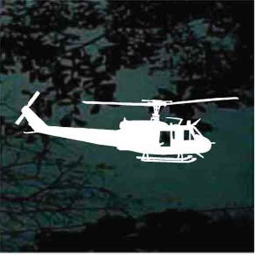 AH-1 Huey Helicopter Decals