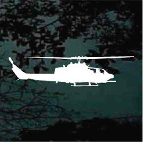 AH-1 Cobra Helicopter