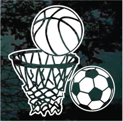 Basketball Goal Soccer
