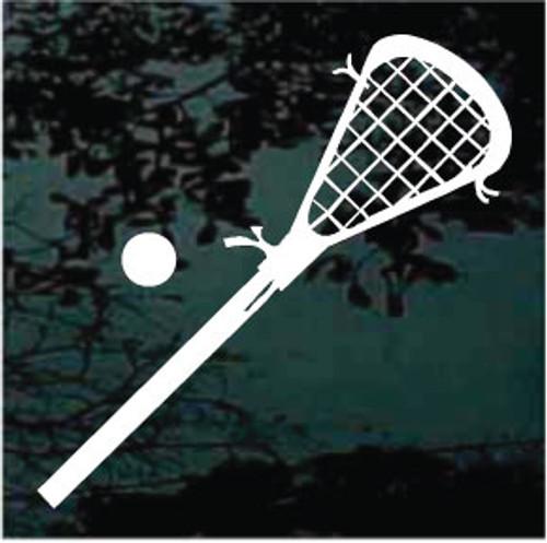 Lacrosse Stick 02