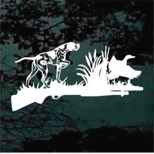 Dog Hunting Duck