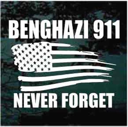 Benghazi 911 Never Forget
