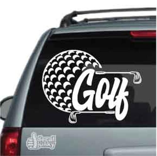 Golf Ball & Golf Clubs Design