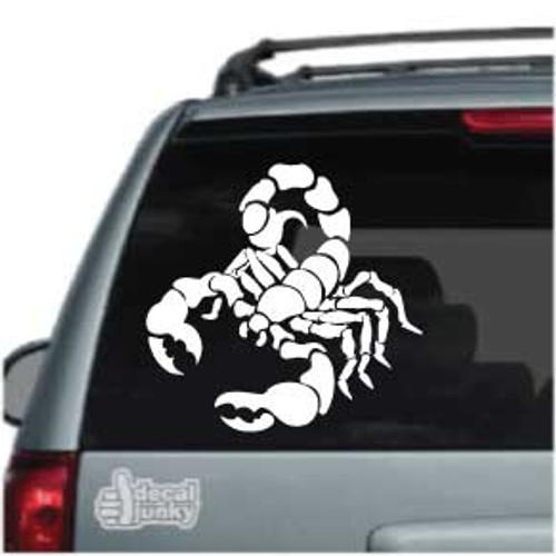 Cool Scorpion Car Decal