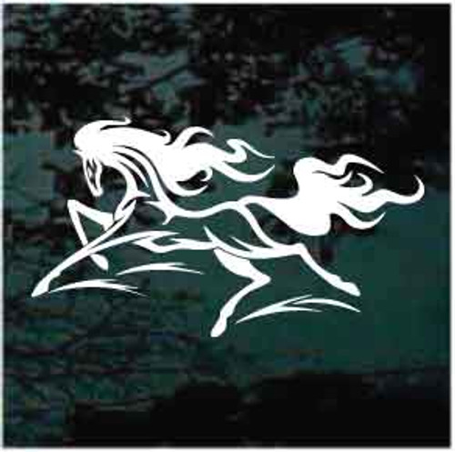 Stylized Andalusian Horse Decals